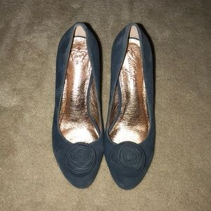 Teal Miss Albright (Anthropologie) Heels size 8